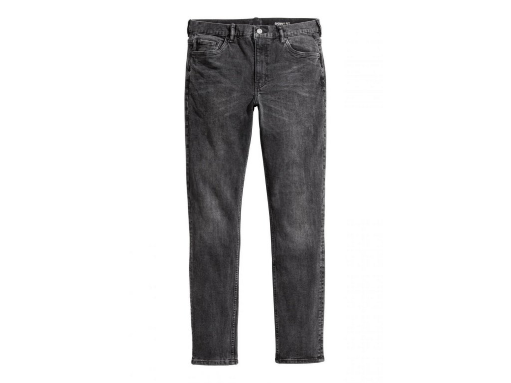 mens skinny jeans black washed out hm black jeans 3