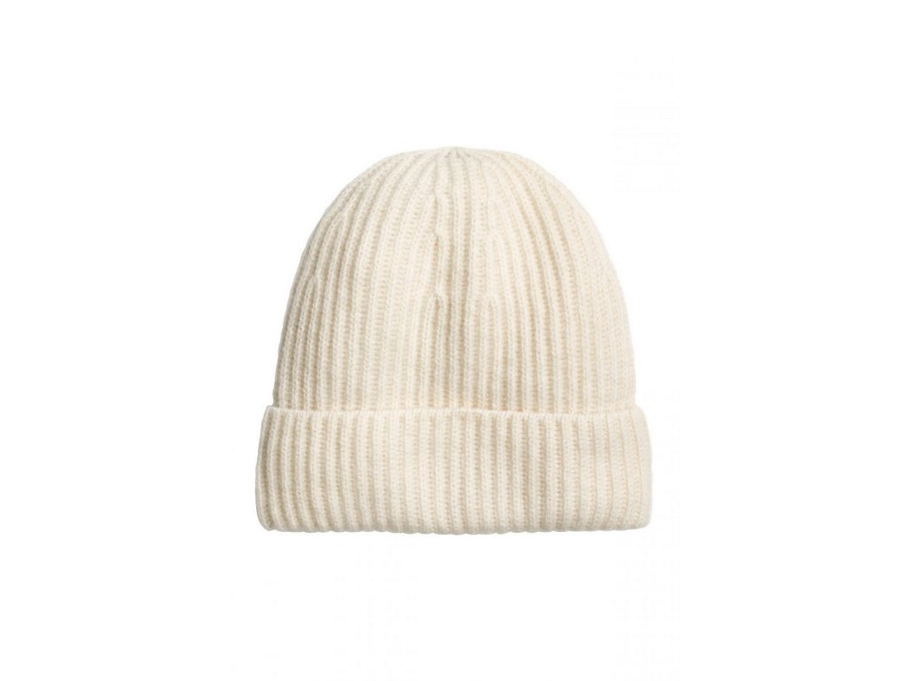 womens cashmere hat natural white hm white knitwear