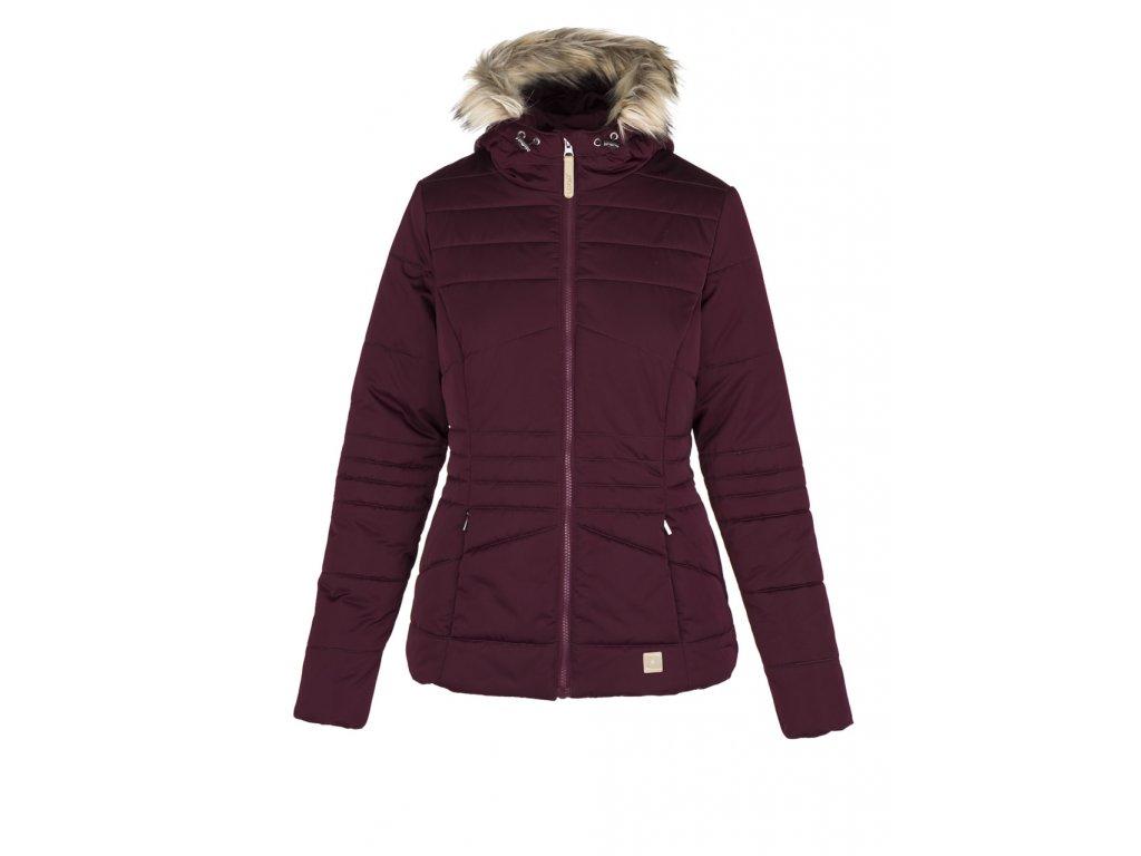 Loap bordó kabát (3D foto)