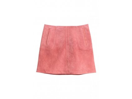 womens short suede skirt vintage pink hm pink skirts