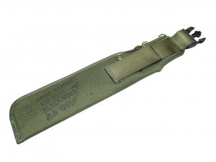 Pouzdro PLCE britské na bodák (bajonet) SA80 oliv Velká Británie