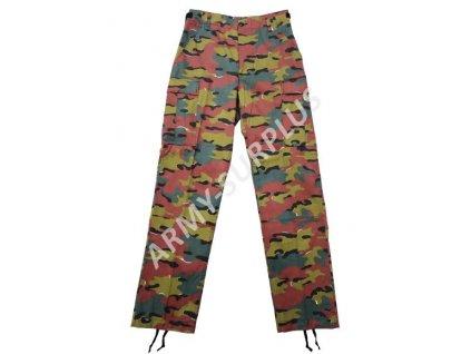 Kalhoty BDU Belgie jigsaw