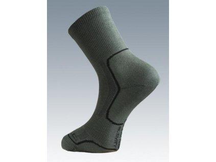 Ponožky Classic olive Batac CL-02