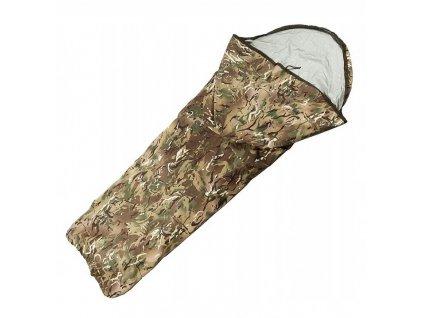 Povlak na spací pytel Bivvi Bag Velká Británie (spacák, žďárák, bivak, bivy cover) MTP originál