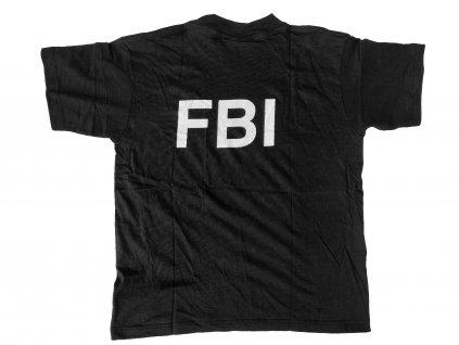 Tričko (triko) potisk FBI