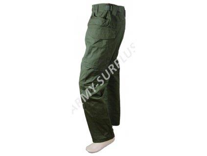 Kalhoty oliv SFU Texar ripstop