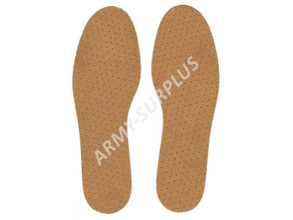 Vložky do bot kožené 3 páry DB International
