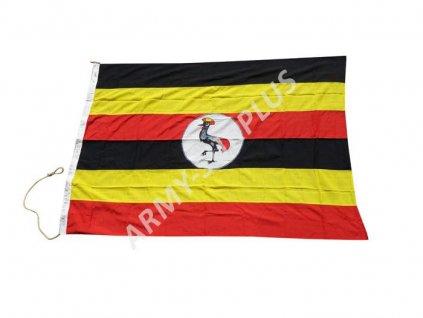 Vlajka státní Uganda originál