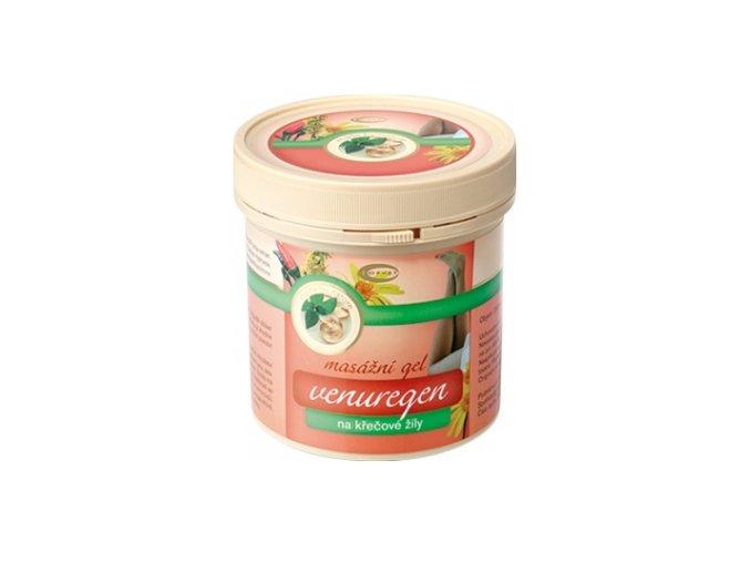 Topvet Venuregen masážní gel 250 ml