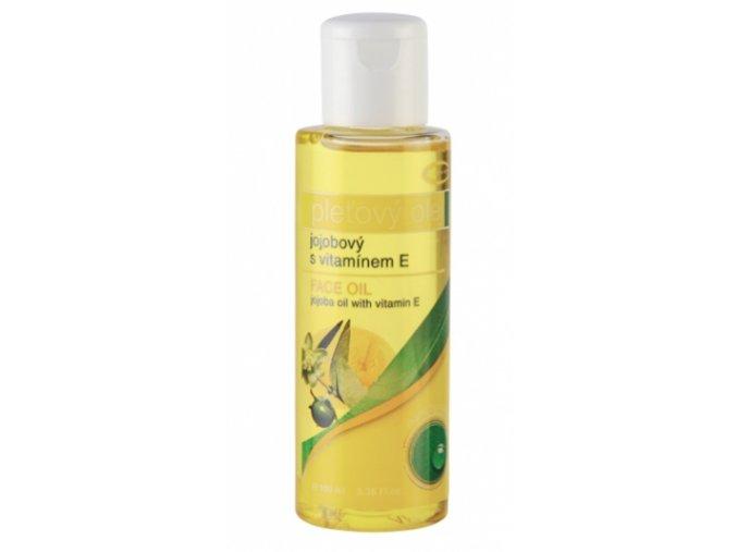 Topvet Jojobový olej 100% s vitaminem E 100 ml