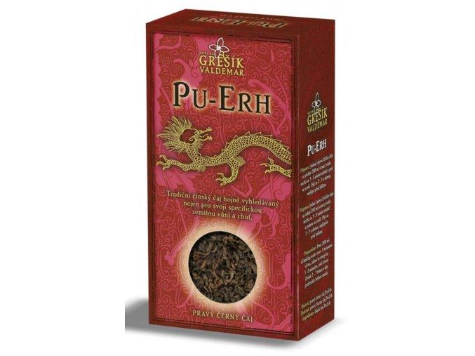 Grešík Pu-Erh sypaný 70 g