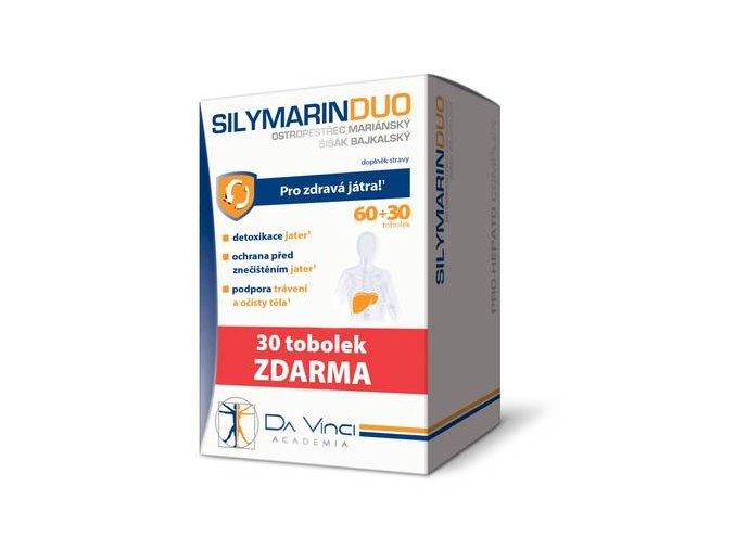Simply You Silymarin DUO 60 tob. + 30 tob. ZDARMA
