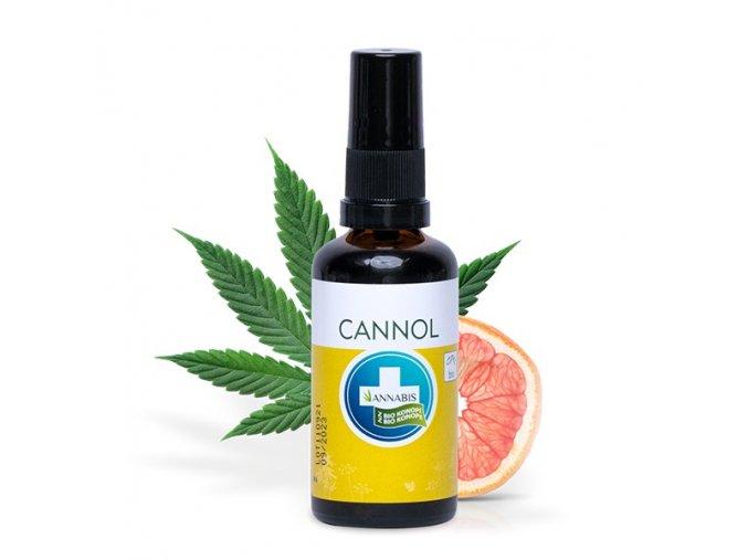 Annabis Cannol - konopný olej 100 ml