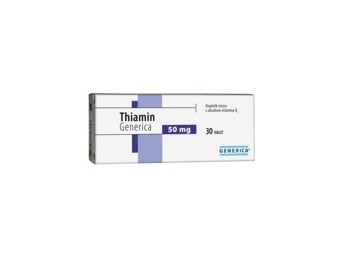 Generica Thiamin 30 tbl.