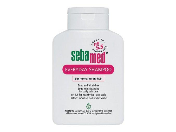 Sebamed jemný šampon pro každodenní použití 200ml