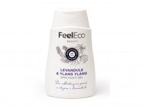 381 feel eco sprchovy gel levandule ylang ylang 300ml