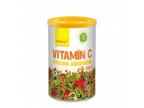 vitamin c kyselina askorbova 350 g wolfberry