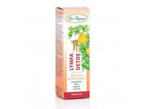 DR. POPOV  Lymfa – detox bylinné kapky 50 ml