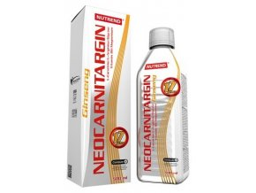 Nutrend NeoCarnitargin s ženšenem 500 ml
