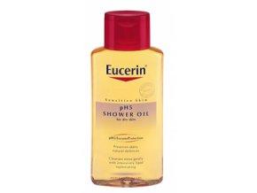 Eucerin pH5 Relipidační sprchový olej pro citlivou pokožku 200 ml