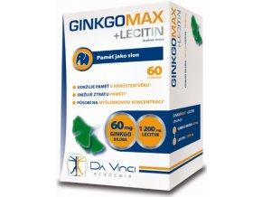Simply You GinkgoMax + Lecitin 60 tob.