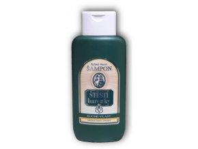 Levandes Štěstí Baronky Bylinný vlasový šampón pro suché vlasy 300 ml