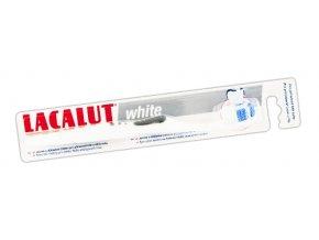 Lacalut White zubní kartáček měkký 1 ks