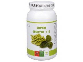 Natural Medicaments Super Lecitin + E 100 kapslí