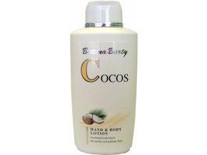 Bettina Barty tělové mléko Cocos 500ml
