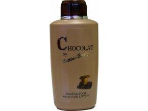 Bettina Barty tělové mléko Chocolat 500ml