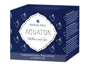 Ryor Hydratační krém s filtry UVA+B Aquaton 50 ml