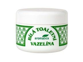 Aromatica Bílá toaletní vazelína s vitamínem E 100 ml