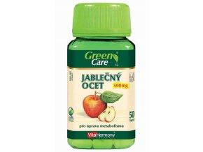 VitaHarmony Jablečný ocet 500 mg 50 tbl.