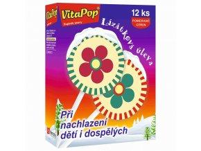 VitaHarmony VitaPop 12ks lízátek při nachlazení