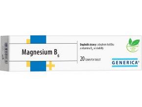 Generica Magnesium B6 eff.tbl.20