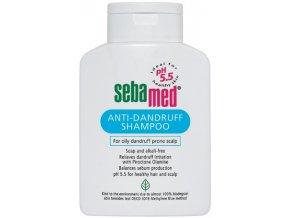 Sebamed šampon proti lupům 200ml