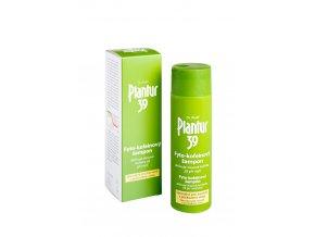 Plantur39 Fyto-kofeinový šampon pro barvené a poškozené vlasy 250 ml