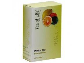 Tea of Life White tea citrus 25x2g