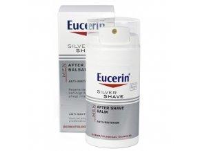 Eucerin Balzám po holení pro muže Silver Shave (After Shave Balm) 75 ml
