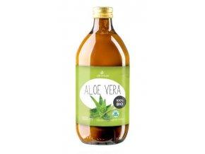 Allnature Aloe Vera BIO šťáva 500 ml