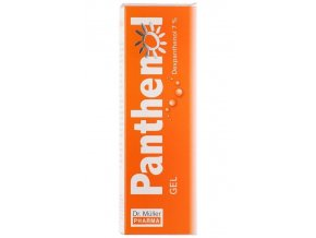 Dr. Muller Panthenol gel 100 ml