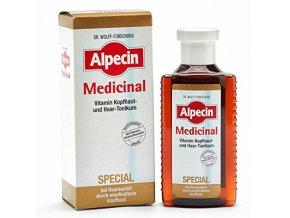 Alpecin Vlasové vitamínové tonikum pro citlivou pokožku (Medicinal Special Liquid) 200 ml