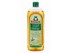 Frosch Univerzální čistič pomeranč 750 ml