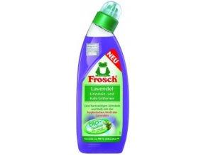 Frosch Levandulový WC gel 750 ml