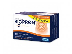biopron9 60 tob 20 tob zdarma