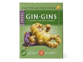 Ginger People GIN GINS Original zázvorové bonbóny 42 g