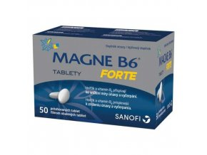 Sanofi Magne B6 Forte 50 tbl.