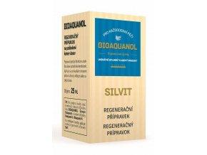 Silvita Bioaquanol Silvit regenerační přípravek na poškozené konce vlasů 25 ml