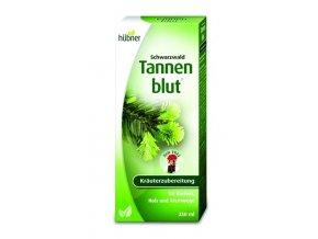 Anton Hubner Tannenblut Bylinný sirup 250 ml