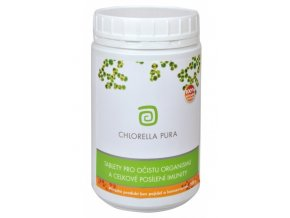 Chlorella Centrum Chlorella Pura dóza 500 g